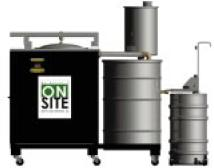 ONSITE's A18 Solvent Recycler