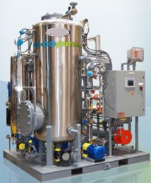 High Volume Solvent Recycling Applications and Equipment